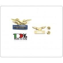 Spilla Aquila Distintivo Di Specialità GG Sicurezza Sussidiaria D.M. 154/2009 Art.718-SUS
