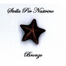 Stella Micro per Nastrini Bronzo Art.S-BRONZO
