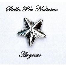 Stella Micro per Nastrini Argento Art.S-ARGENTO