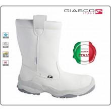 Stivali di Sicurezza Contro il Freddo Frigorista Alimentarista Macello Giasco Italia Art.42I11
