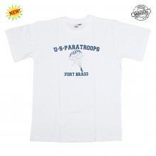 T-shirt Fort Bragg Paracadutisti US Paratroops  Art.133503