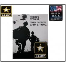 Targa Metallo da Collezione U.S. U.S. ARMY  Art.415151-2422