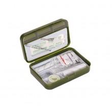 Tasca Kit Primo Soccorso First Aid Kit Survival Completa Fosco Militare Caccia Pesca Softair Viaggio Campeggio Aereo Art.469480