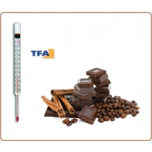Termometro Professionale Pasticcere Maestro Cioccolataio Da Cioccolata TFA Art.TF 14.1005