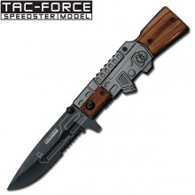 Coltello Serramanico a Forma di AK47  TAC-FORCE Art.TF-546WD