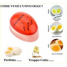 Timer Egg Termometro Specifico per Uova Sode Ben Cotta o Alla Goccia Decidi tu la Cottura ....  NERTHUS Art.FIH233