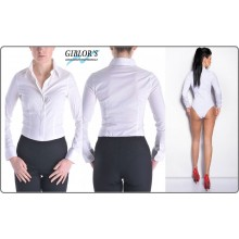 Camicia Body Blouse Metika Professionale Sommelier Cameriera Giblor's Art.15P01N626