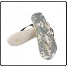 Ciabatta Spiaggia Militare Woodland ACU MIL-TEC Art.12894070