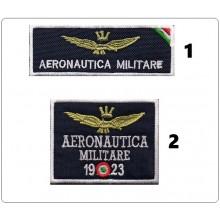 Toppa Patch con Velcro Aeronautica Militare Italiana 1923 Art.1923