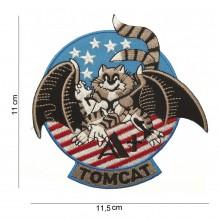 Patch Toppa Ricamata Tomcat Art.442306-780