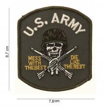 Patch Toppa Ricamata US Army Art.442306-735
