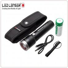 Torcia Professionale 1000 lm Novità LED Lenser® MT14 RICARICABILE Art.500844
