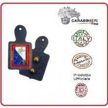 Pendif Placca Pettorale - Nuova Placca Carabinieri Legione Toscana Art.NSD-CC-TO