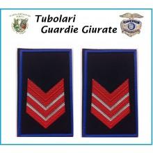 Tubolari Bordo Azzurro GPG - GPGIPS - PL Appuntato Schelto Art.NSD-GPGAPS