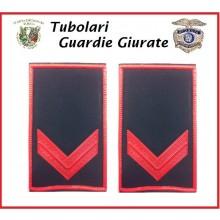 Tubolari Bordo Rosso GPG - GPGIPS - PL Agente Scelto  Art.GPG-T1