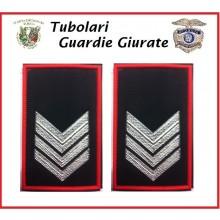 Tubolari Bordo Rosso GPG - GPGIPS - PL Brigadiere Art.GPG-T3
