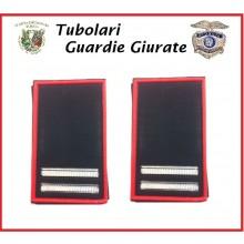 Tubolari Bordo Rosso GPG - GPGIPS - PL Maresciallo Ordinario  Art.GPG-T6