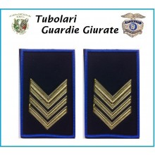 Tubolari Bordo Azzurro GPG - GPGIPS - PL Brigadiere Art.NSD-GPGB