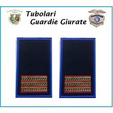 Tubolari Bordo Azzurro GPG - GPGIPS - PL Maresciallo Aiutante Art.NSD-GPGMA