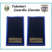Tubolari Bordo Azzurro GPG - GPGIPS - PL Maresciallo Ordinario Art.NSD-GPGMO