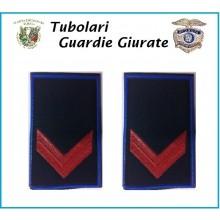 Tubolari Bordo Azzurro GPG - GPGIPS - PL Agente Scelto Art.NSD-GPGAS