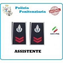Gradi Tubolari Plastificati Polizia Penitenziaria Assistente Art.NSD-T-PP3
