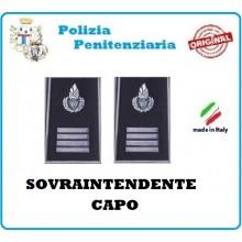 Gradi Tubolari Plastificati Polizia Penitenziaria Sovraintendente Capo Art.NSD-T-PP7
