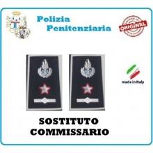 Gradi Tubolari Plastificati Polizia Penitenziaria Sostituto Commissario Art.NSD-T-PP12