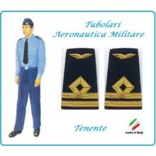 Gradi Tubolari Canuttiglia Ricamato Tenente Aeronautica Militare Novità Ruolo Naviganti Categoria Naviganti  Art.AERO-11