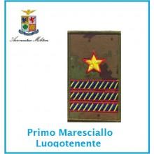 Gradi Tubolarini Vegetati Aeronautica Militare 1  Maresciallo Luogotenente  Art.TUB-A-8