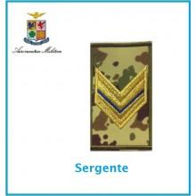 Gradi Tubolarini Vegetati Aeronautica Militare Sergente  Art.TUB-A-11
