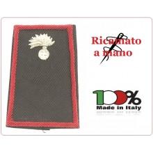Gradi Tubolari Carabinieri Ricamati a Mano Canuttiglia New Carabiniere Art.CC-CAN-13