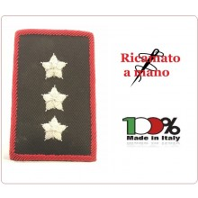 Gradi Tubolari Carabinieri Ricamati a Mano Canuttiglia New Capitano Art.CC-CAN-15