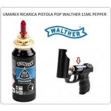UMAREX RICARICA PISTOLA PDP WALTHER 11ML PEPPER Art.UM-2.2050.1