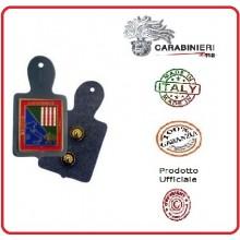 Pendif Placca Pettorale - Nuova Placca Carabinieri Legione Umbria Art.NSD-CC-U