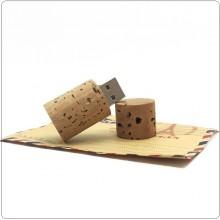 Chiavetta USB 8 Giga Forma di Tappo in Sughero Barman Sommelier Baristi  Art.TAPPO