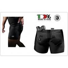 Vega UNDER BOX Boxer Con Fondina Incorporata Vega Holster Italia Art.UWH402