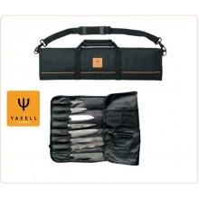 Valigetta Vuota Portacoltelli Porta Coltelli Cuoco Chef Yaxell 8 Posti   Art.37708