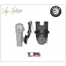 Shockloop Passante in Speciale Polimero Girevole Stampato ad Iniezione Vega Holster Italia Art.8K25
