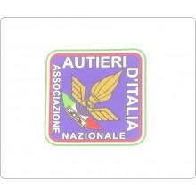 Vetrofania Associazione Nazionale Autieri  D'Italia ULTIMI PEZZI Art.AUTIERI