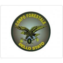 Vetrofania Corpo Forestale Dello Stato Art.CFS-AD