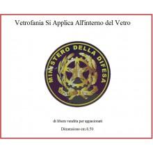 Vetrofania Ministero Della Difesa Esercito Italiano  Art.T-13