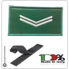 Grado Verde Su Velcro Vigili Del Fuoco Esperto  Art.T00366
