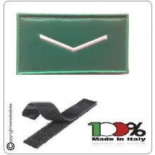 Grado Verde Su Velcro Vigili Del Fuoco Qualificato  Art.T00365