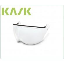 Visiera di Protezione Trasparente, Compatibile con la Gamma Casco Kask Plasma AQ e Hi-Viz. Art.PLASMA-V2-VISOR