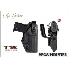 Fondina Professionale Termo Fusa Vegatek Top  Vega Holster Italia Polizia Carabinieri Vigilanza Classe Sicurezza 4 Art.VKT8
