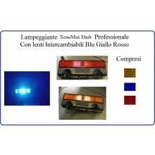 Lampeggiante mod. XenoMax Flash Professionale per Mezzi Emergenza Art.W24420