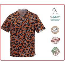 Casacca Leonardo Medicale Lobster Aragosta  Medico Infermiere Dentista Ego Chef italia Art.Y410134