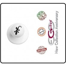 Bottone Per Giacca Cuoco Chef Geko Salamandra  Portafortuna Ego Chef Nuovo Art.Y640422