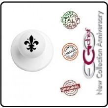 Bottone Bottoni Funghetto Per Giacca Cuoco Chef Giglio Fiorentino Ego Chef Nuovo Confezione 12 pezzi Art.Y640423